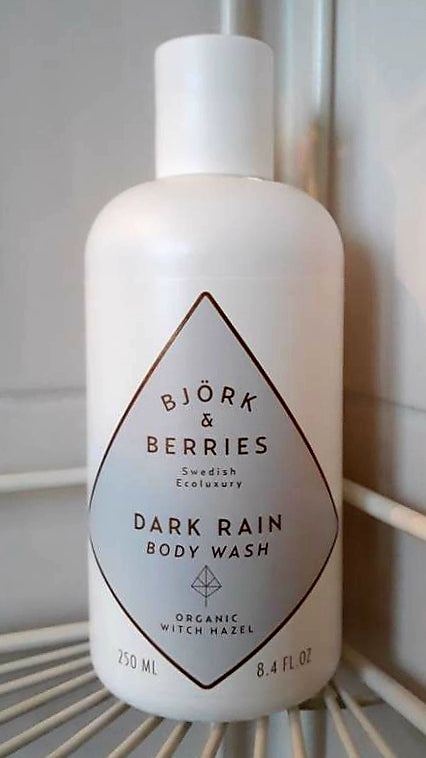 Dark Rain Body Wash – Björk & Berries