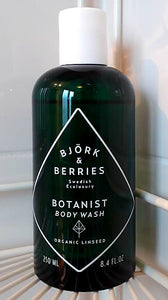 Botanist Body Wash – Björk & Berries
