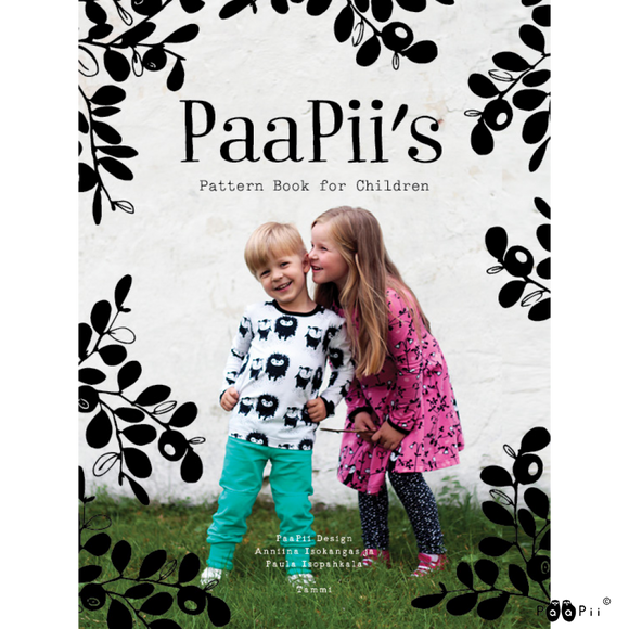 PaaPii's Pattern Book for Children (in het Engels) - Paapii Design