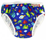 Reusable Swim Nappy / zwemluier Blue Sea Life – ImseVimse