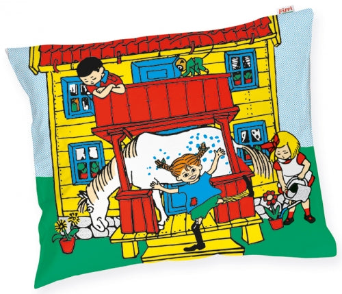 Villekulla Pillowcase – Pippi Langkous