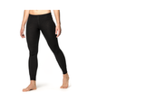 Thermo Legging Unisex / Long John 200 of 400 Black - Woolpower