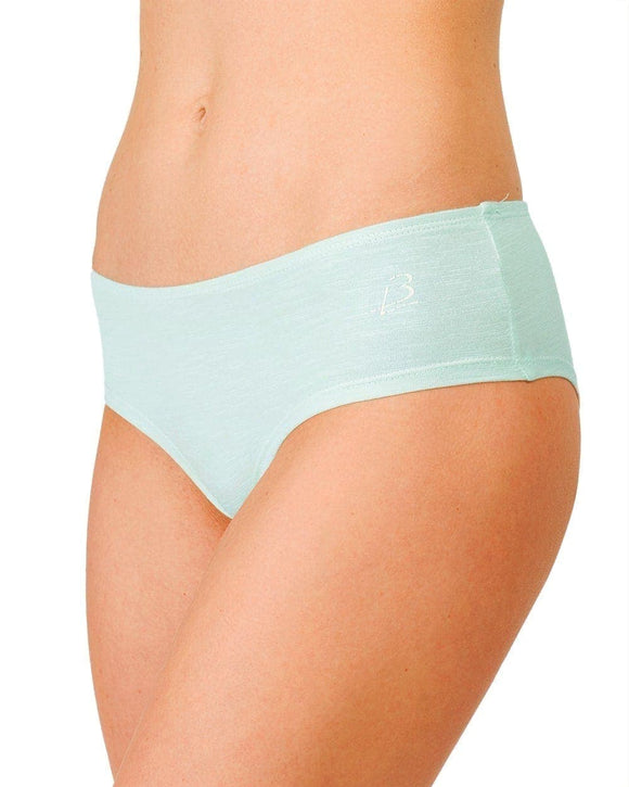 Hipster briefs Aram mint- B-Light Organic Clothing