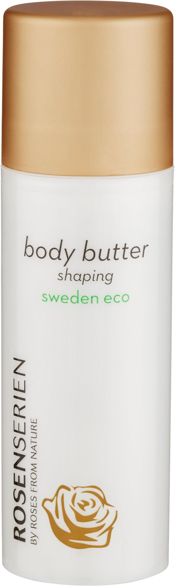 Body butter shaping - Rosenserien