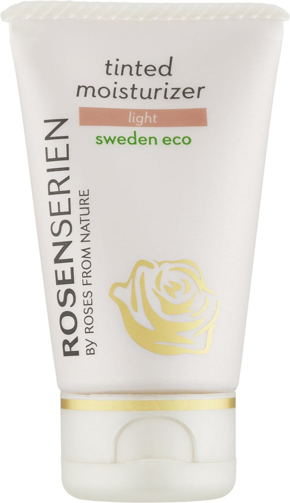 Tinted moisturizer light - Rosenserien