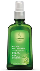 Berken Anti Cellulite Olie – Weleda