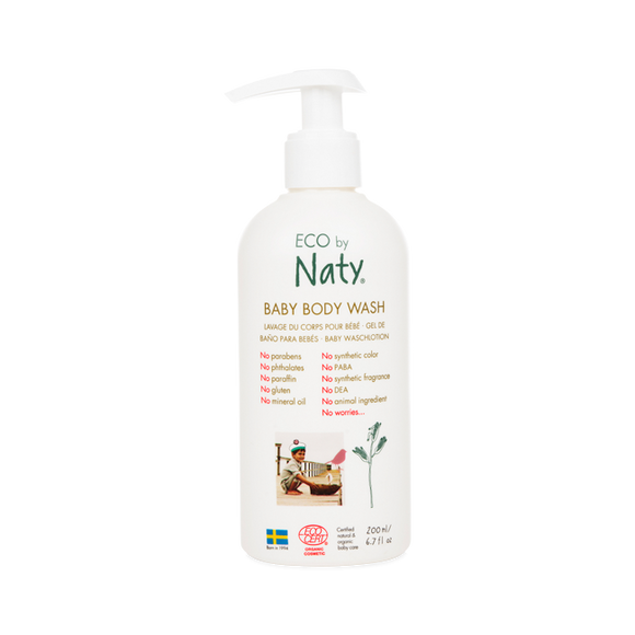 Baby Body Wash – Eco by Naty