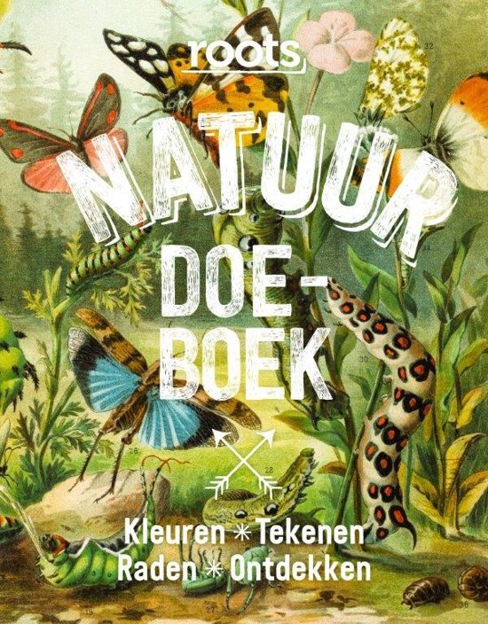 Roots Natuur doe-boek - Roots