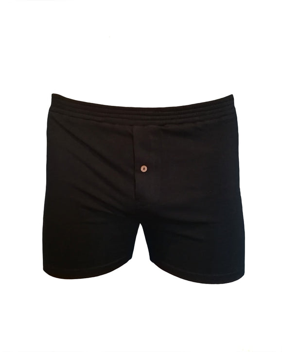 Boxershort Antaranga II Black - B-Light Organic Clothing