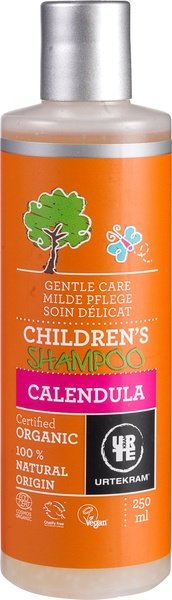 Calendula Children's Shampoo 250 ml - Urtekram