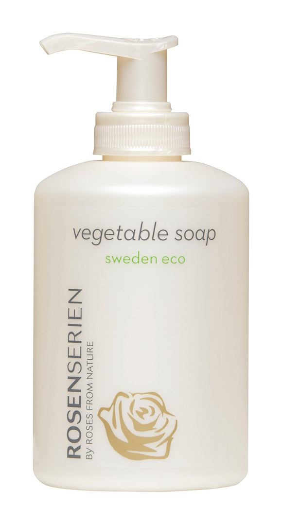 Vegetable soap - Rosenserien