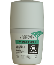 Men Cream Deo - Urtekram