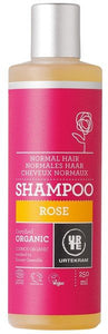 Rose Shampoo Normal Hair 250 ml - Urtekram