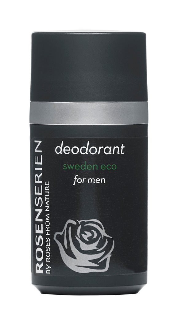 Deodorant for men - Rosenserien
