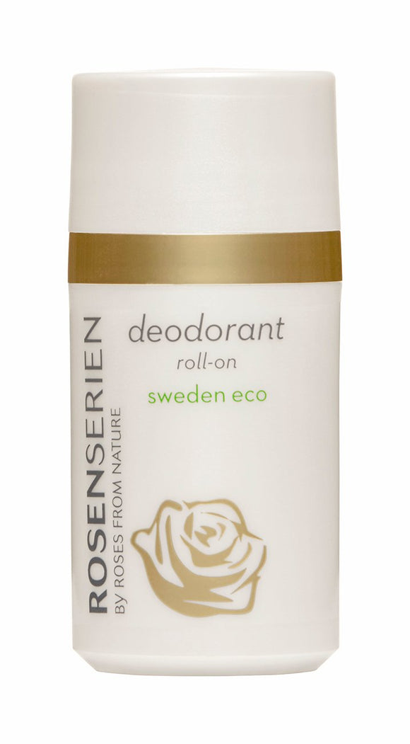 Deodorant roll-on - Rosenserien