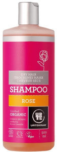Rose Shampoo Dry Hair 500 ml - Urtekram
