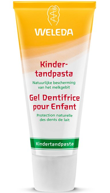 Kindertandpasta – Weleda