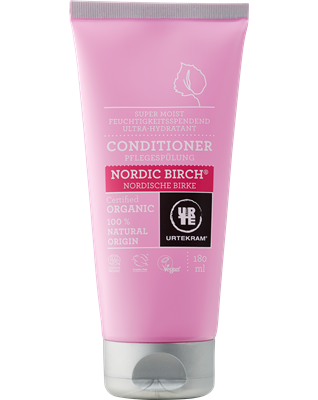 Nordic Birch Conditioner Hair - Urtekram
