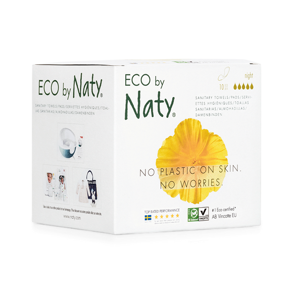 Dun maandverband Nacht – Eco by Naty