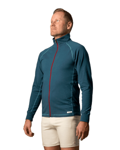 Jacket Saundary Blue – B-Light Organic Clothing