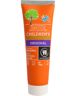 Children's Toothpaste original - Urtekram