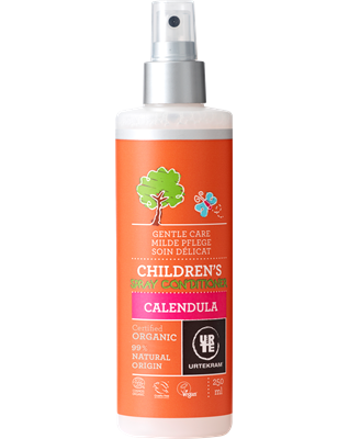 Calendula Children's Spray Conditioner - Urtekram