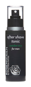 After shave tonic for men - Rosenserien