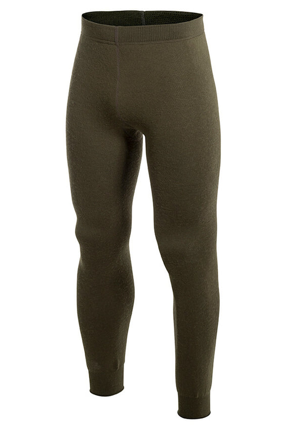 Thermo Legging Unisex / Long John 200 of 400 Pine Green - Woolpower