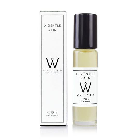 'A Gentle Rain' Perfume Oil 10ml – Walden Natural Perfumes