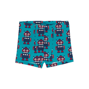 Boxershort Robot - Maxomorra Classic Collection