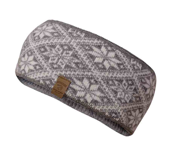 Hoofdband / Headband Elsie Grey Marl – Ivanhoe of Sweden