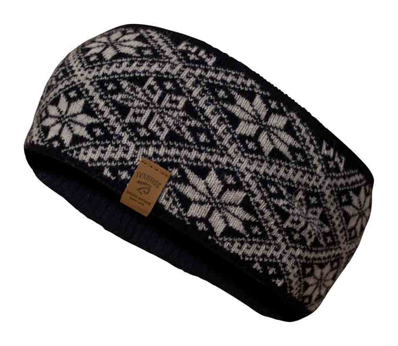 Hoofdband / Headband Elsie Navy – Ivanhoe of Sweden