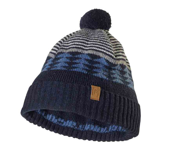Muts Fox Hat Light Navy – Ivanhoe of Sweden
