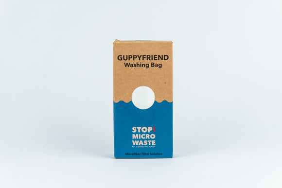 "Washing Bag ""Stop Micro Waste"" – Guppyfriend"