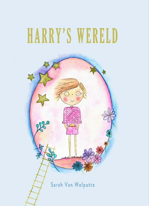 Harry's Wereld - Burn-out in kindertaal - Sarah van Wolputte