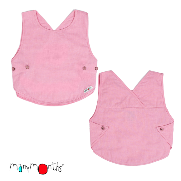 ECO Hempies Nellie Summertop tanktop strawberry - ManyMonth MaMidea