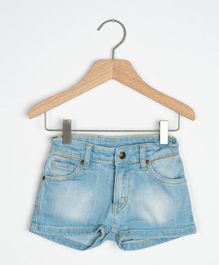 Korte Broek / Denim Shorts Maud  - EBBE Sweden