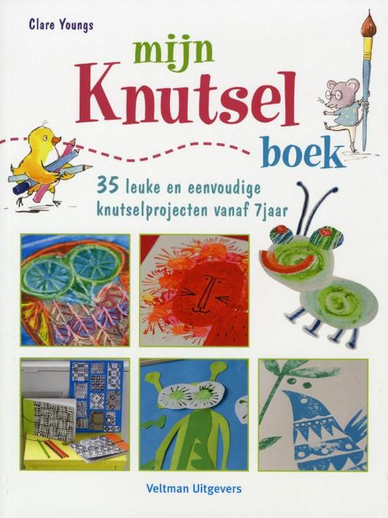 Mijn Knutselboek - Clare Youngs