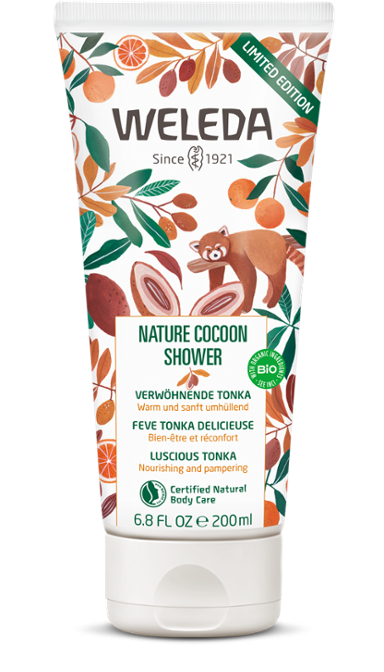 Nature Cocoon Shower - Limited Edition - Weleda