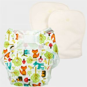 Op bestelling - One Size Cloth Nappy Cover + inserts – ImseVimse