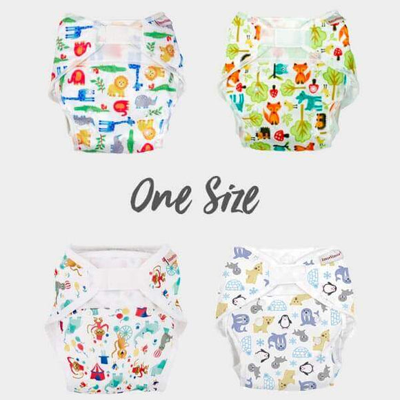 Op bestelling - One Size Cloth Nappy Covers / overbroekjes – ImseVimse