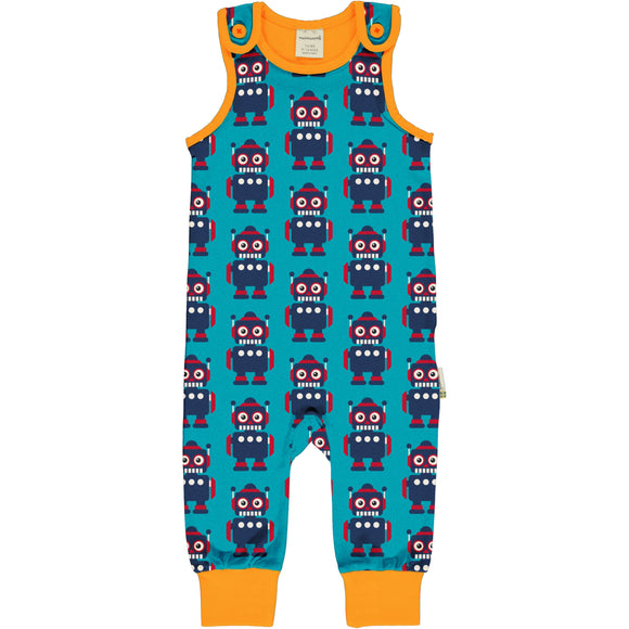Playsuit Robot - Maxomorra Classic Collection