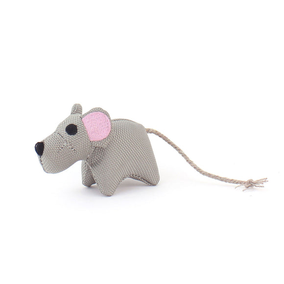Beco Plush Toy - Millie the Mouse - Beco Pets