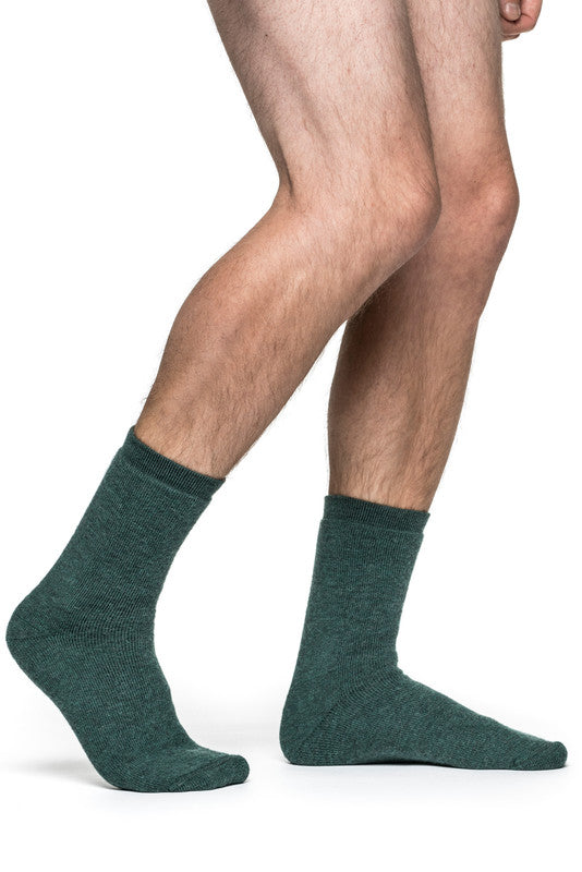 Socks Classic 400 Green Forest - Woolpower