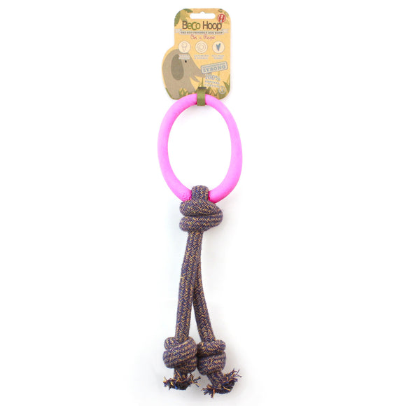 Beco Hoop on a Rope - Beco Pets