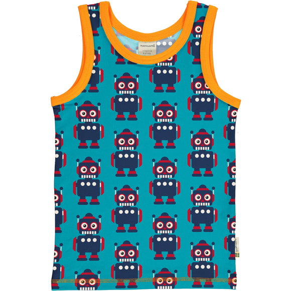 Hemd / Tanktop Robot - Maxomorra Classic Collection