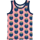 Hemd / Tanktop Blackberry - Maxomorra