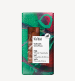 Bio Chocolade Milk Whole Hazelnuts - Vivani