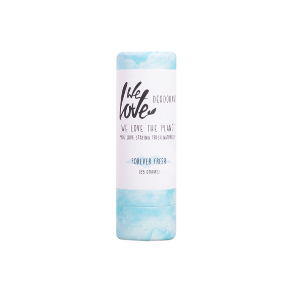 Natuurlijke deodorant stick Forever Fresh – We Love The Planet