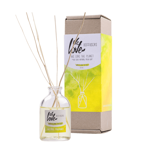 Diffuser Darjeeling Delight 50 ml - We Love The Planet